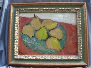 Cynthia Packard Still Life with Pears