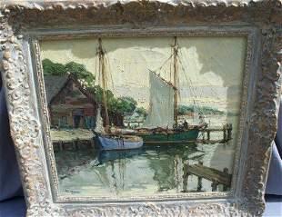 Robert Connavale Fishing Boats