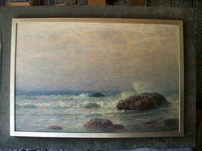 15: James Gale Tyler Seascape