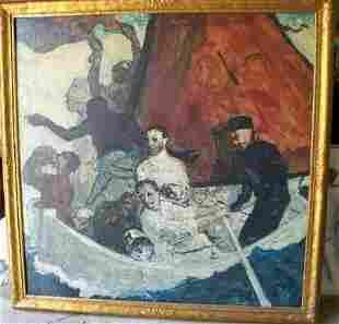 Max Bohm Shipwreck