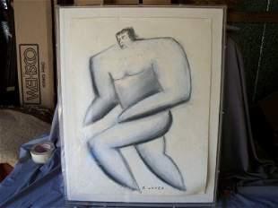 E. Longo Nude