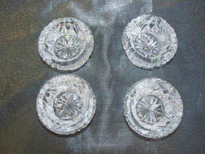 11A: Set 4 crystal salts