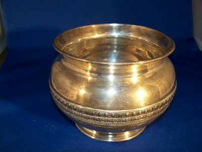11: Sterling Silver Bowl, marked Tiffany