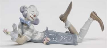 "Lladro Figurine ""The Magic of Comedy"" 010.06913, 13.5"""