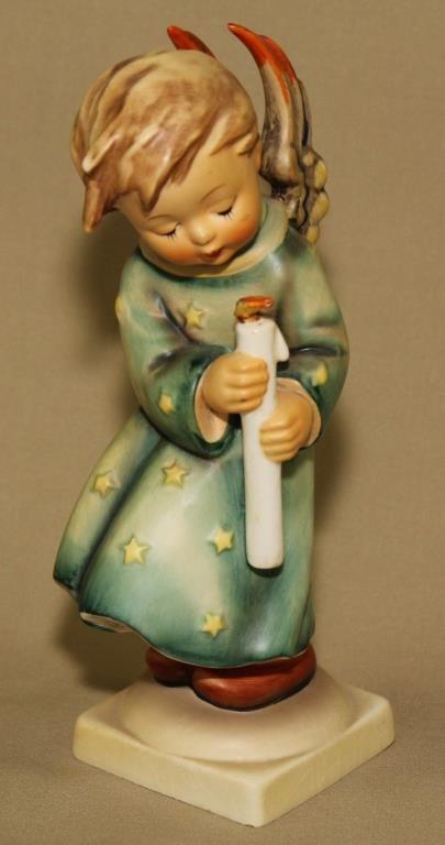 "Heavenly Angel - Hummel Figurine, 7""h"