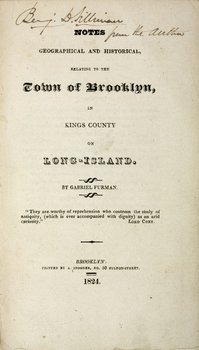 14A: First history of Brooklyn