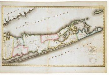 16A: BURR. Atlas of New York. 1829