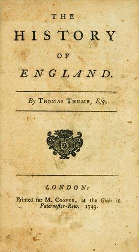 6B: COOPER, Mary; (publisher).  The History of England