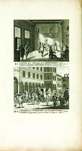 15B: DUTCH HISTORICAL ALPHABET - Willem COERTSE; publis