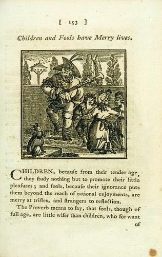16B: BEWICK, John; engraver (1760-1795) - TRUSLER John;