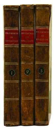 17B: EDGEWORTH, Maria (1767-1849) and Richard Lovell (1
