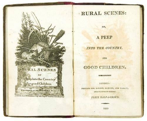 21B: TAYLOR, Ann (1782-1866) and Jane (1783-1824).  Rur