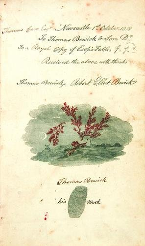 23B: AESOP - BEWICK, Thomas (1753-1828) and others; ill