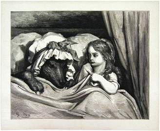 61B: PERRAULT, Charles (1628-1703) - DORÉ, Gustav (1832