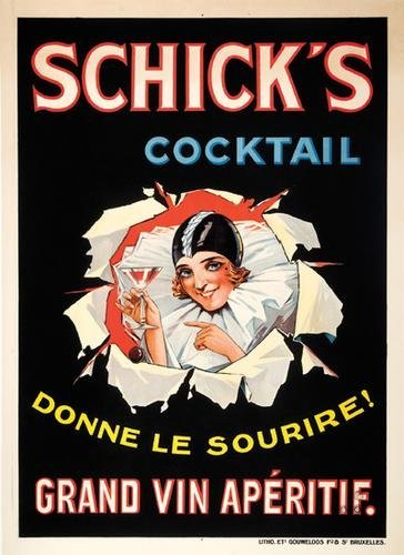 4C: ANONYMOUS  SCHICK'S COCKTAIL
