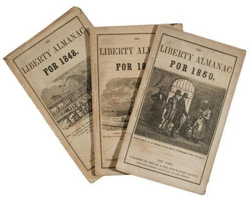 6C: ANTI-SLAVERY ALMANACS.