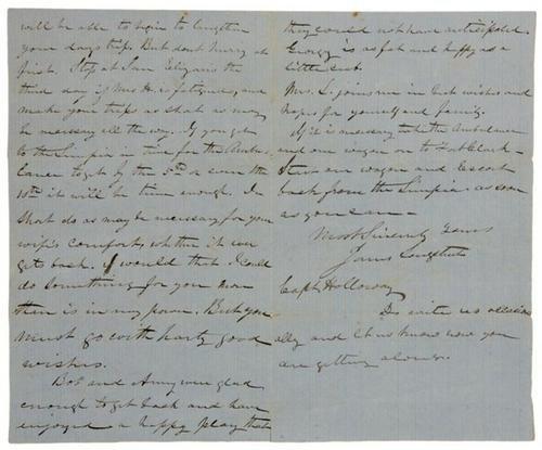 12C: Longstreet ALS written from Texas