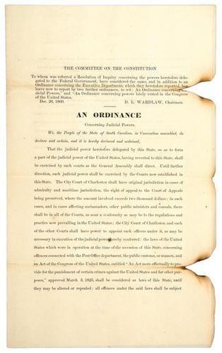 22C: 1860 Confederate imprint
