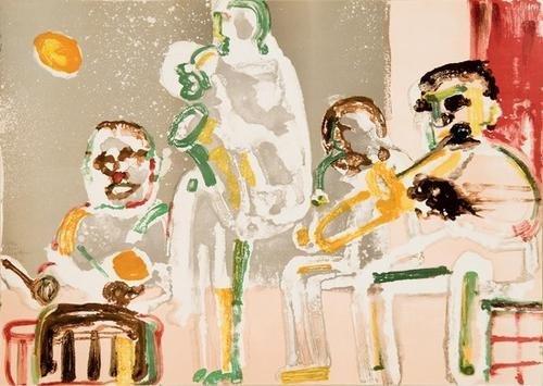 5A: Romare Bearden (1911-1988)
