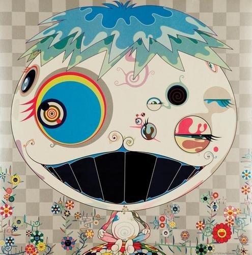 262A: Takashi Murakami jelly fish
