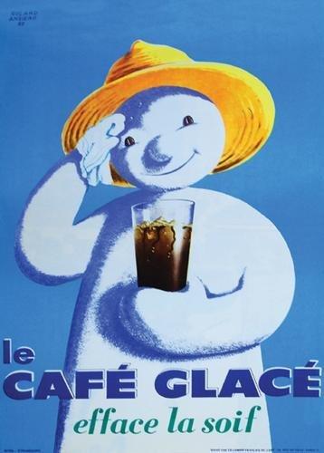 12A: Ansieau, Roland, Le Café glacé