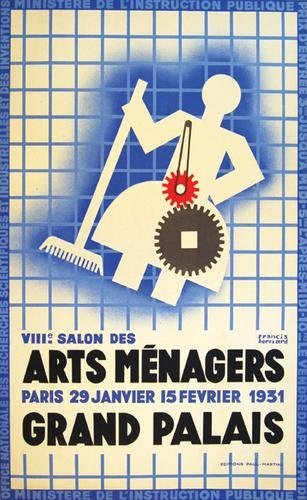 18A: Bernard Francis, Arts Ménagers, Grand Pallais