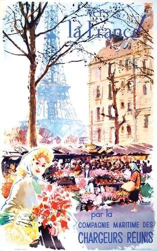 22A: Brenet, Albert, Chargeurs Réunis, Paris