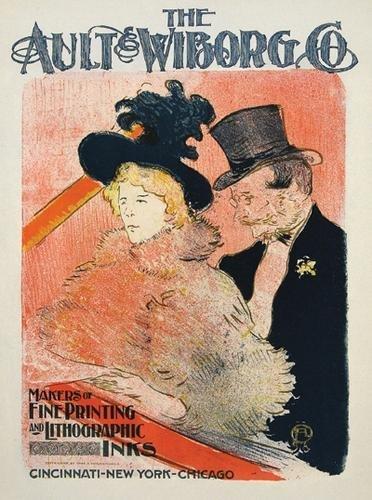 262A: Toulouse-Lautrec, The Ault & Wiborg Co.