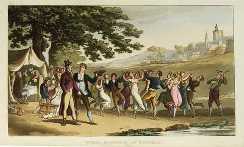 11B: [Combe (W)] Sentimental Travels, 1821