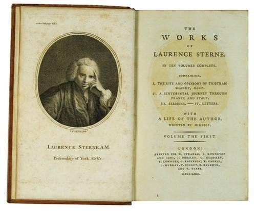 19B: Sterne (Laurence) The Works