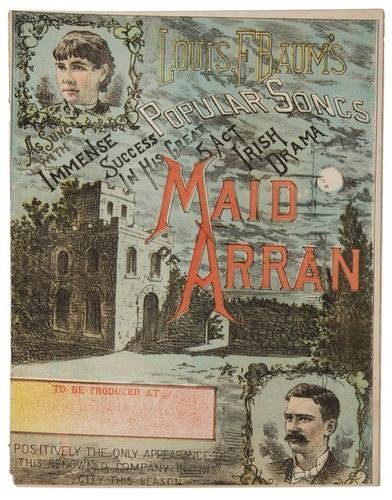 1A: Frank BAUM. Oz. Maid of Arran. RARE
