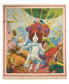 230A: MGM. The Wizard of Oz Picture Puzzles. RARE
