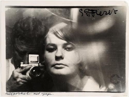 5B: Gerard P. Fieret (1924); Self Portrait with Inge,