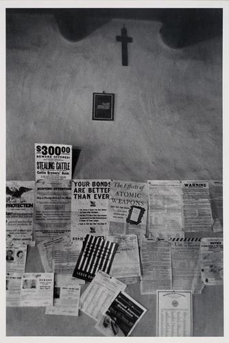 6B: ROBERT FRANK (b. 1924); New Mexico, 1955-1956