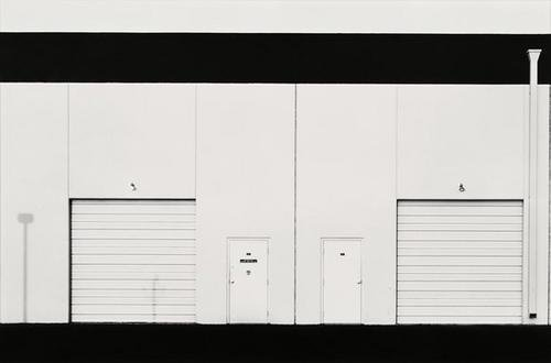 9B: LEWIS BALTZ (b. 1945); West Wall, the Ted Pella Co