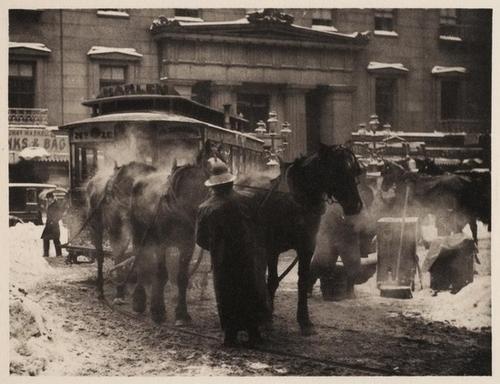11B: Alfred Stieglitz, editor (1864-1946); Selected pla