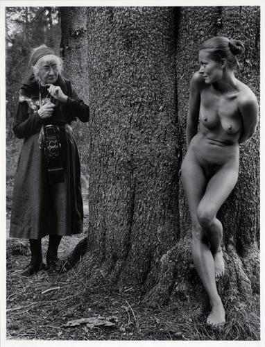 14B: JUDY DATER (b. 1941); Imogen and Twinka, 1974