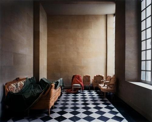 17B: Robert Polidori (b. 1951); Ancien Vestibule de L'A