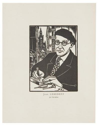 83A: LEBEDEV, Vladimir Vasilievich (1891-1967, illustra