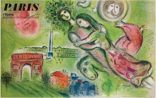 15B: Marc Chagall after romeo and juliet