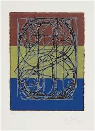 214B: Jasper Johns 0-9 (ULAE 34)
