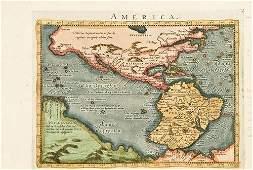 18E PTOLEMY Geographiae universae 1596  1594 first