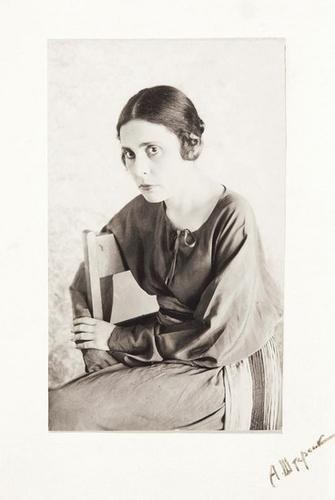 22A: BRIK, Lilya Iurevna (1891-1978) and Abram SHTERNBE