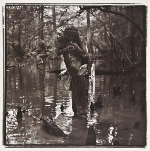 13F: Keith Carter- Mud Lovers, 1990