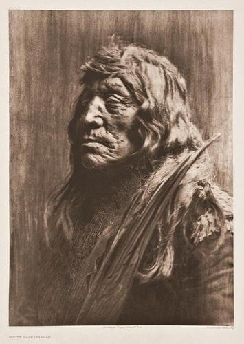 21F: Edward S. Curtis- Three photogravures