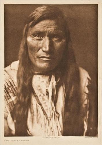 23F: Edward S. Curtis- Group of 4 photogravures