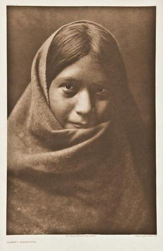 24F: Edward S. Curtis- Three photogravures