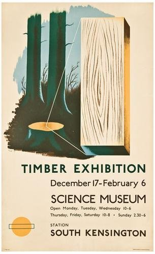 16: BEATH, John H. Fleming - TIMBER EXHIBITION, London