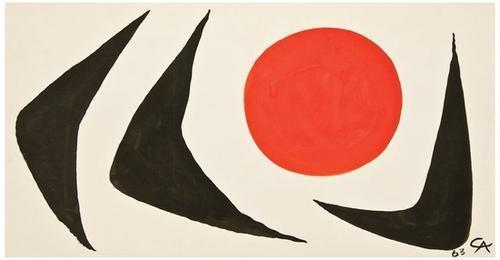 1: Alexander Calder Around the Sun