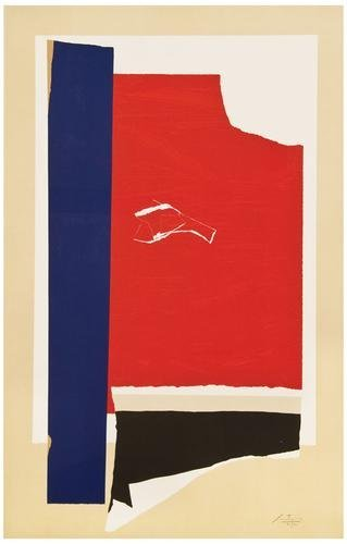15: Robert Motherwell on the wing